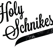 Holy Schnikes by LieslDesign