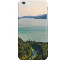Mountain Lake View iPhone Case/Skin