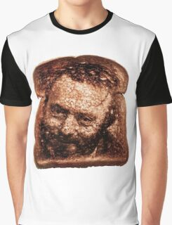 Christopher Hitchens - Toast Graphic T-Shirt