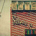 Silver Sands Motel by Honey Malek