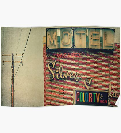 Silver Sands Motel Poster