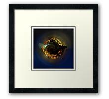 ©HCS Mini World IV Framed Print