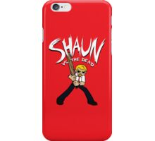 Shaun vs. the Dead iPhone Case/Skin