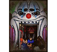Psycho Circus Photographic Print