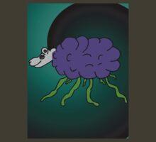 Cthulhu Sheep by llamafist