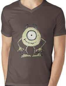 The Nightmare at Monsters Inc Mens V-Neck T-Shirt
