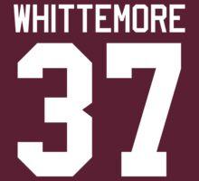 Jackson Whittemore's Jersey - white text by sstilinski