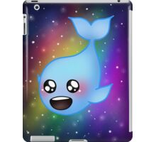 Gregory The Space Whale iPad Case/Skin