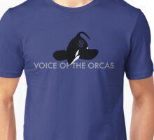 Voice of the Orcas Unisex T-Shirt