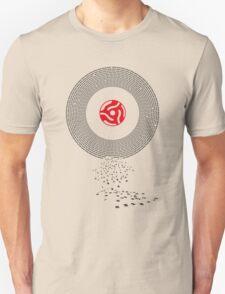 Music on Vinyl Unisex T-Shirt