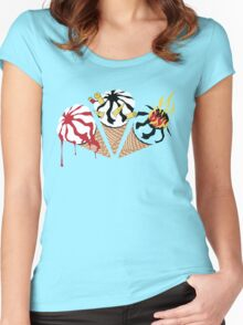 The Wright Treat Women's Fitted Scoop T-Shirt