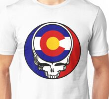 Colorado Stealie Unisex T-Shirt