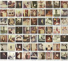 Taylor Swift 1989 Polaroids Photographic Print