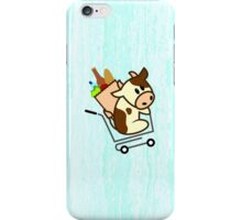 Moo on the Go! iPhone Case/Skin