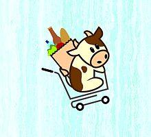 Moo on the Go! by jebez-kali