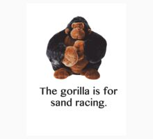 The gorilla for sand racing  T-Shirt