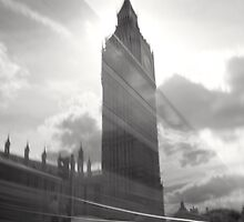 Big ben by GrAPE