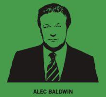 Alec Baldwin One Piece - Short Sleeve