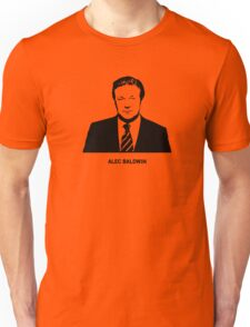 Alec Baldwin Unisex T-Shirt