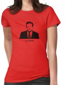 Alec Baldwin Womens Fitted T-Shirt