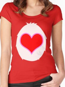 I need your Tenderheart-ness Women's Fitted Scoop T-Shirt