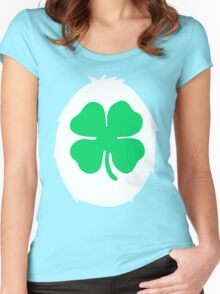 Gimme some of that Good Luck Women's Fitted Scoop T-Shirt