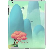 Eastern Breeze iPad Case/Skin