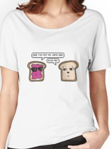 [Cute toasts] - You got no jams - Rap Monster (BTS) Women's Relaxed Fit T-Shirt