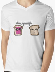 [Cute toasts] - You got no jams - Rap Monster (BTS) Mens V-Neck T-Shirt