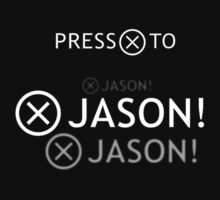 X JASON! by onelasttrick