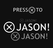 X JASON! by onelasttrick