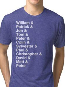 First name terms Tri-blend T-Shirt