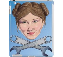 Kaylee and Crosswrenches iPad Case/Skin