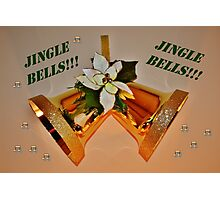 Jingle Bells! Photographic Print