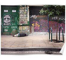 Daysleeper, Bogota Poster