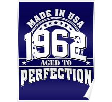 1962 - AGED TO PERFECTION Poster
