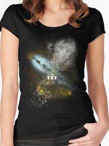 The ballad of Serenity Women's Fitted Scoop T-Shirt