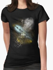 The ballad of Serenity Womens Fitted T-Shirt