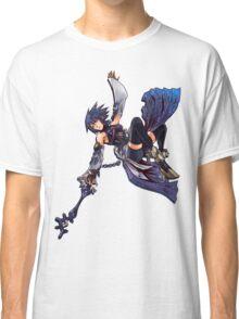 Aqua - Night Sky Edit Classic T-Shirt
