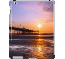 Southport Beach Sunset iPad Case/Skin