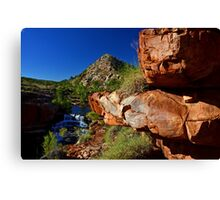 Bell Gorge Western Australia Canvas Print