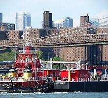 The big city, NYC by Alberto  DeJesus
