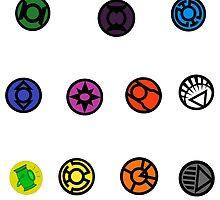 Lantern Symbols by NolanAndCaleb