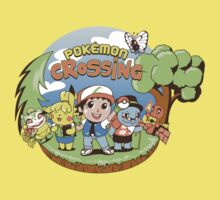 Pokémon Crossing Kids Clothes