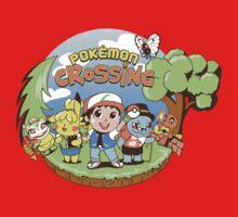 Pokémon Crossing Kids Clothes