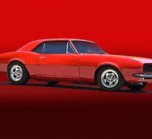 1967 Chevrolet Camaro by DaveKoontz