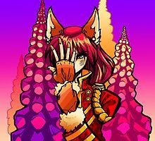 Foxglove by terrorbunny