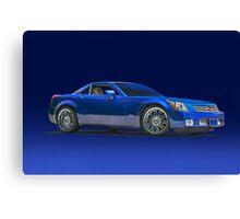 2000 Cadillac SLR Canvas Print