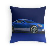 2000 Cadillac SLR Throw Pillow