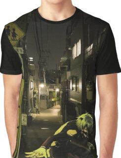 Ken in Tokyo Graphic T-Shirt